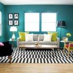 Teal Living Room Designs Decorating Ideas Design