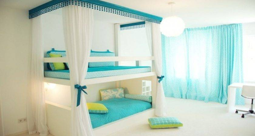 Teenage Beds Small Rooms Ideas