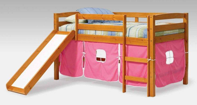 Tent Bunk Beds Feel Home