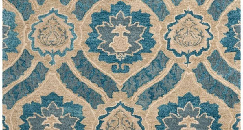 Tiffany Blue Rug Nana Workshop