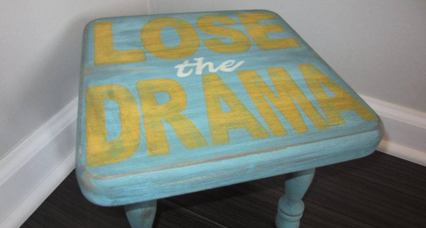 Time Out Stool Chair Bench Childrens