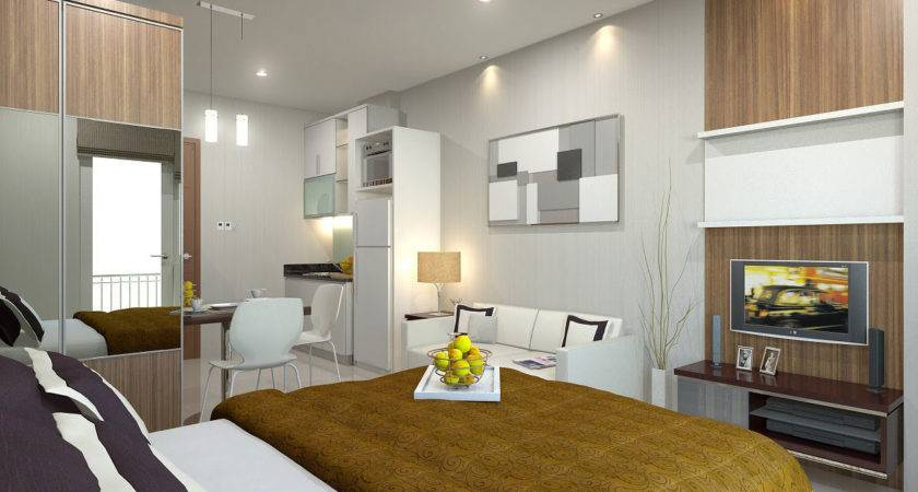 Tips Tricks Design Small Apartment Interior