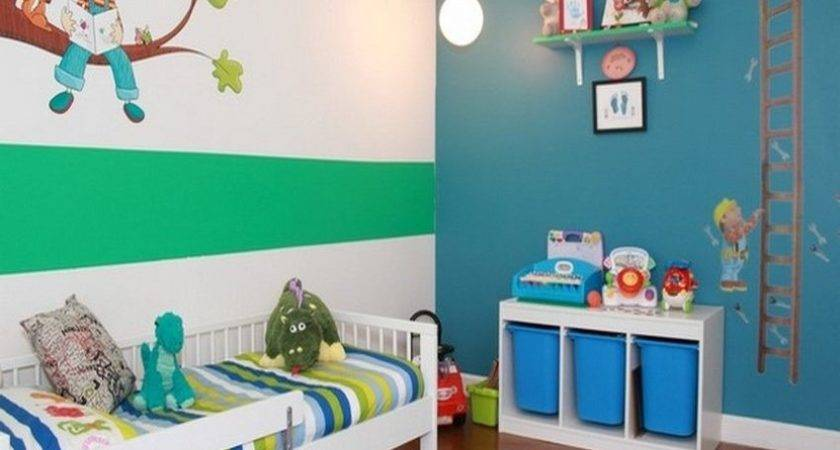 Toddler Boy Room Decorating Ideas White Boys