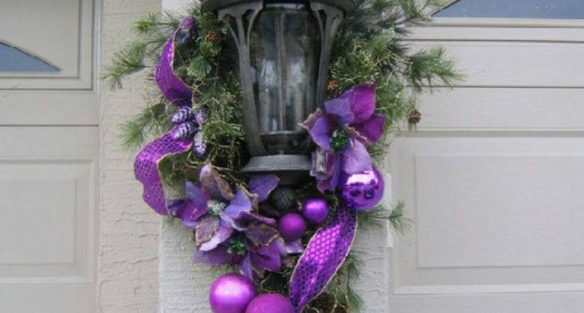 Top Purple Christmas Decorating Ideas Celebrations