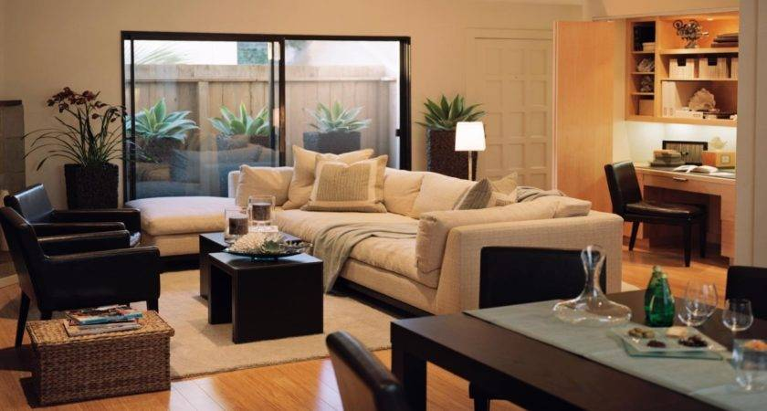 Townhouse Living Room Decorating Ideas Modern House