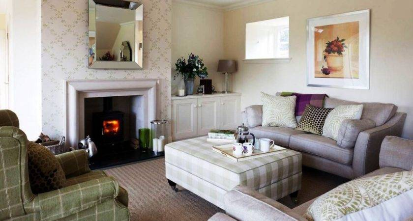 Traditional Cozy Living Room Ideas Build House