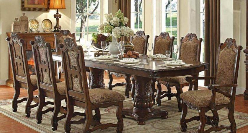 Traditional Dinning Sets Dining Table Set