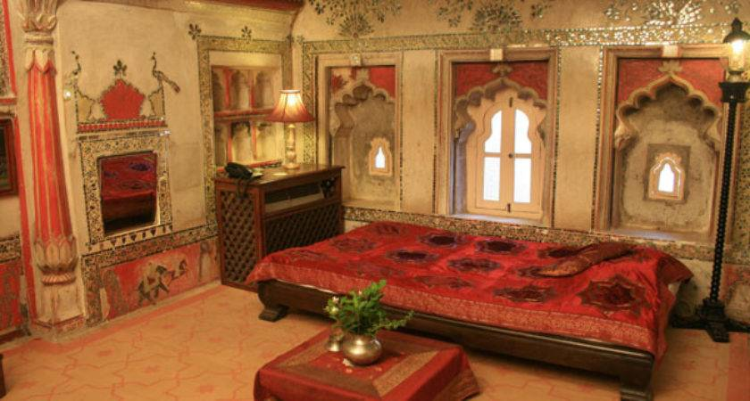 Traditional Indian Palace Rajasthan Wonderful Home