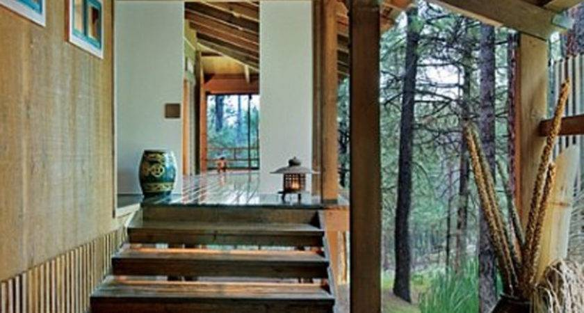 Traditional Japanese House Ideas Stunning Forest