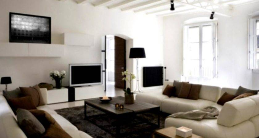 Traditional Modern Living Room Ideas House