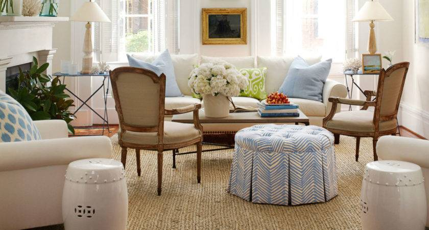 Traditional Style Rooms Decorating Ideas