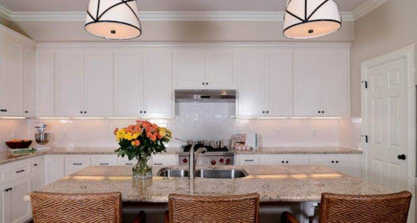 Transitional Open White Kitchen Kerrie Kelly Hgtv