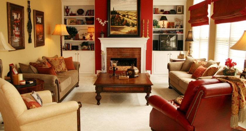 Tremendous Red Accent Chair Living Room Decorating Ideas