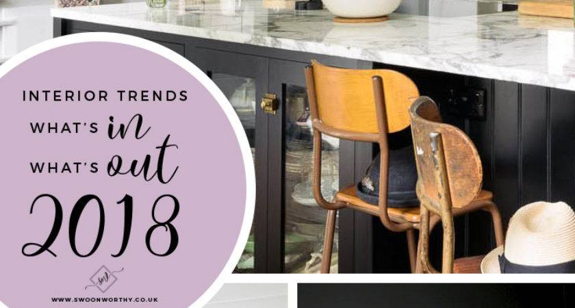 Trend Spotting Out Interiors