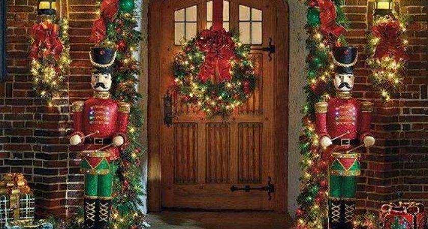 Trendy Outdoor Christmas Decorations Holiday