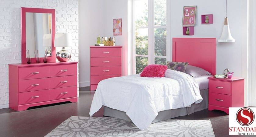 True Love Pink Bedroom Collection Efw Furniture