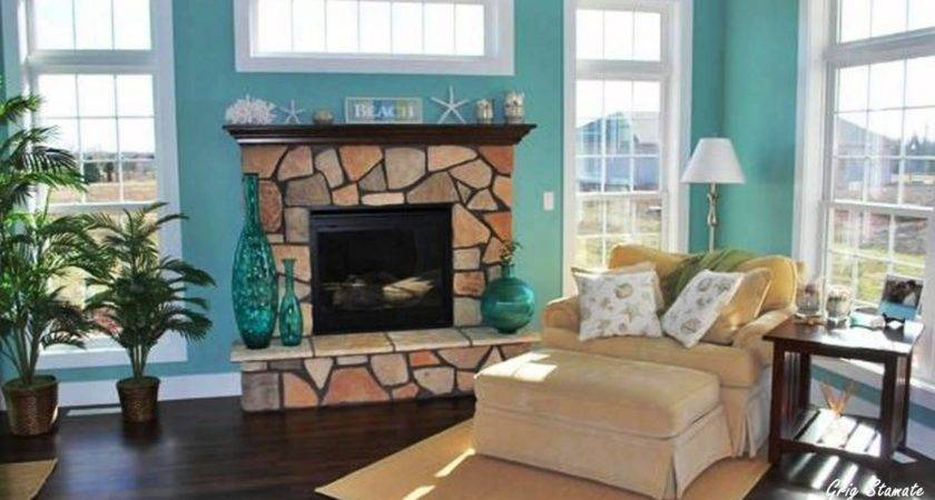 Turquoise Beige Living Room Ideas Youtube