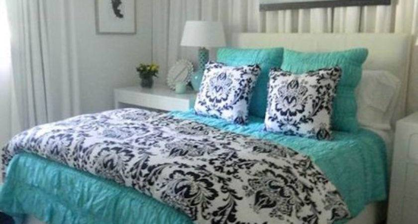 Turquoise Black Bedroom Ideas Your Home