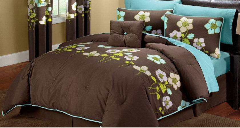 Turquoise Brown Bedroom Ideas Home Decorators Collection