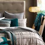 Turquoise Grey Bedroom Wonderful Things