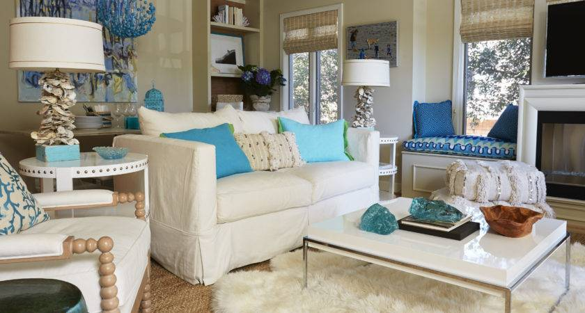 Turquoise Living Room Decor Modern House