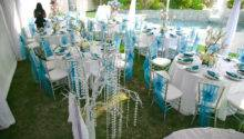 Turquoise Silver Wedding Colors