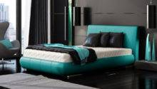 Turquoise White Pearl Bedroom Design Home Decorating