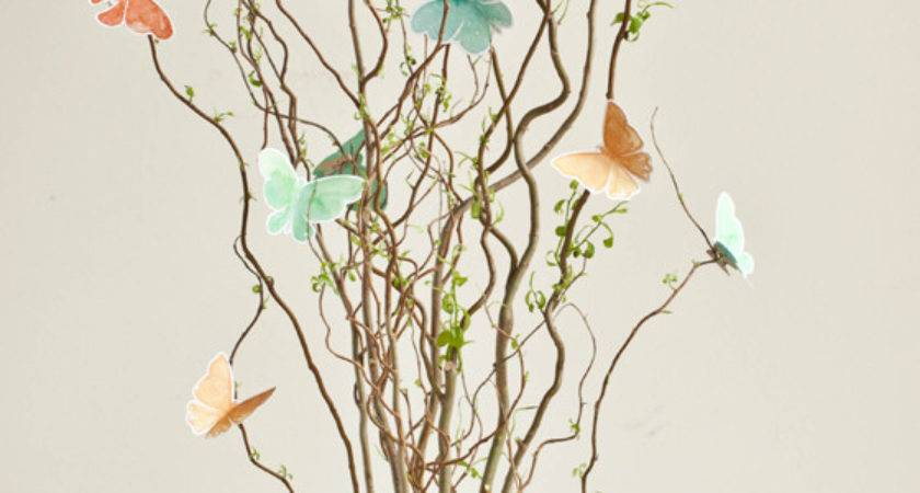 Twigs Centerpieces Frompo