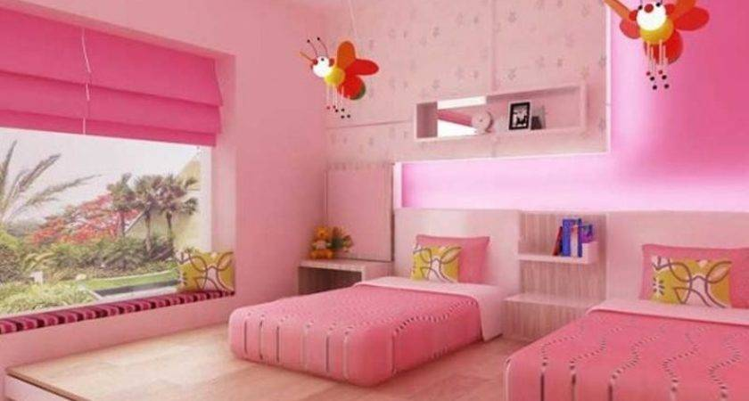 Twin Girl Bedroom Ideas Inspire Rilane