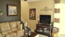 Two Paint Colors One Room Home Design