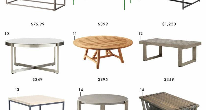 Ultimate Patio Furniture Roundup Emily Henderson