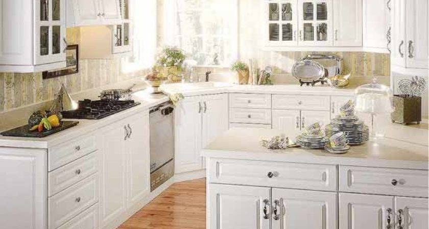 Ultimate White Kitchen Cabinet Collection Interior