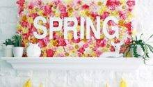 Unique Decorating Ideas Tips Spring Parties