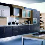 Unique Interior Design Fashionable Kitchen
