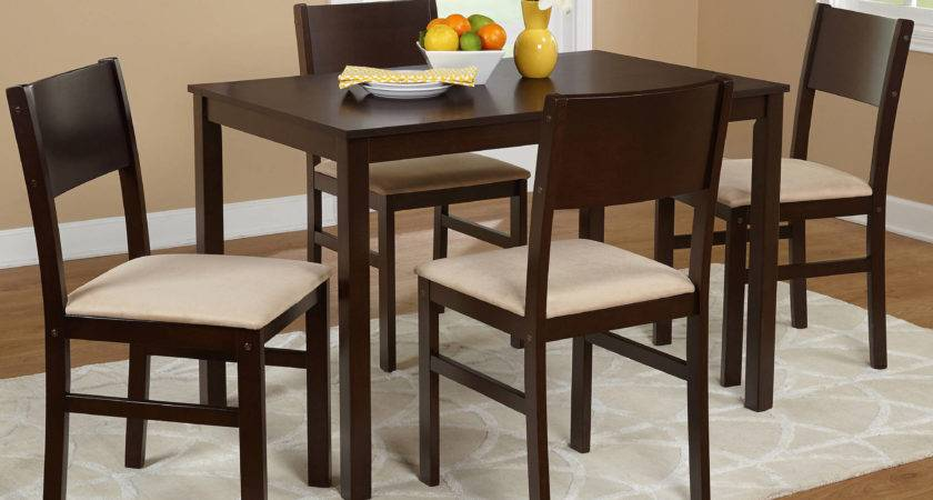 Unique Small Dining Table Chairs Light