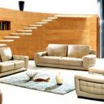 Used Leather Living Room Set