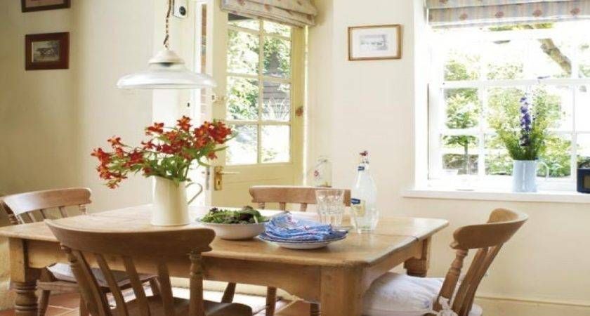 Utility Rooms Ideas Country Cottage Dining Room
