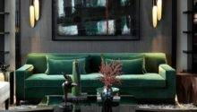 Velvet Trend Interior Design Photos