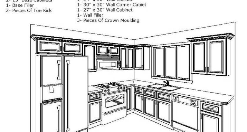 Very Small Kitchen Ideas Blueprint Design