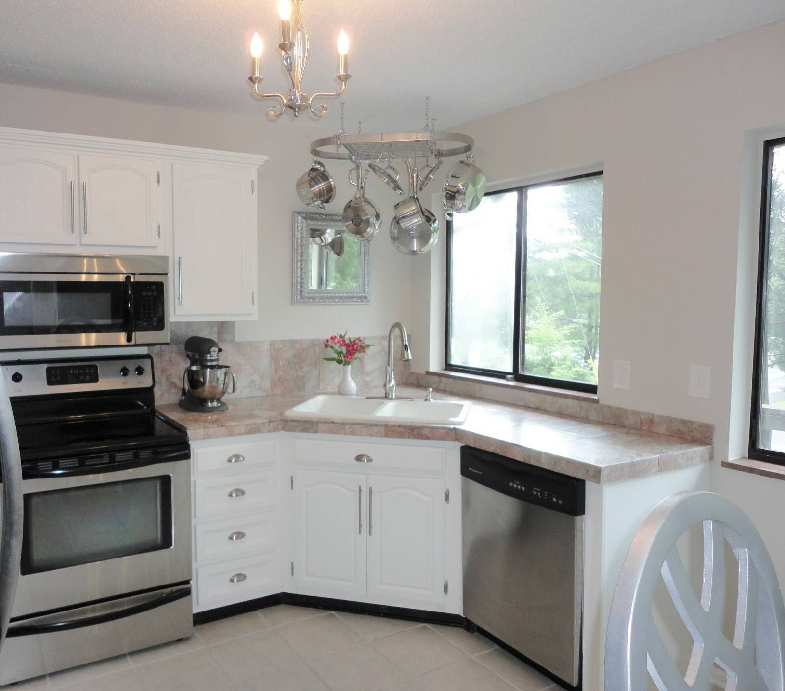Very Small Kitchens Dgmagnets Barb Homes