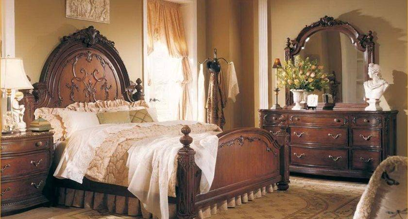 Victorian Style Bedroom Furniture Sets