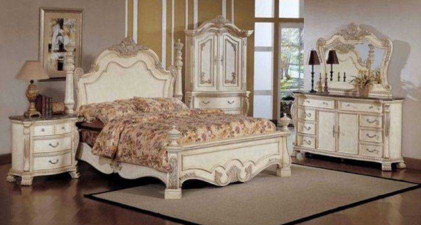 Vintage Style Bedroom Furniture Regarding Home