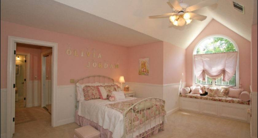 Vintage Style Teen Girls Bedroom Ideas Country Home