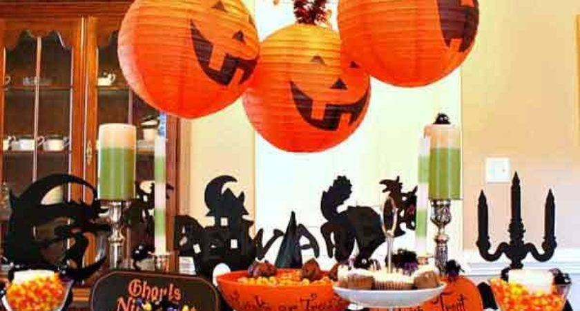 Visual Inspirations Decorate Your Halloween Table