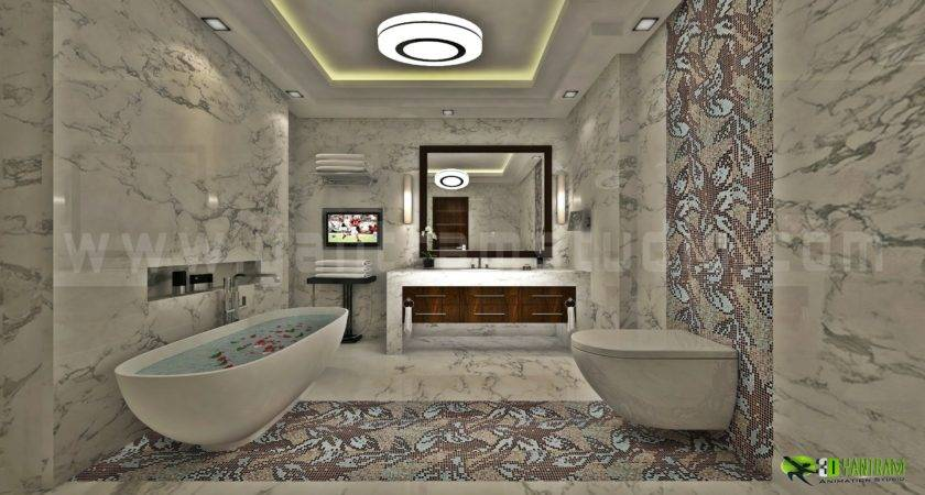 Visualize Your Modern Bathroom Design Yantram
