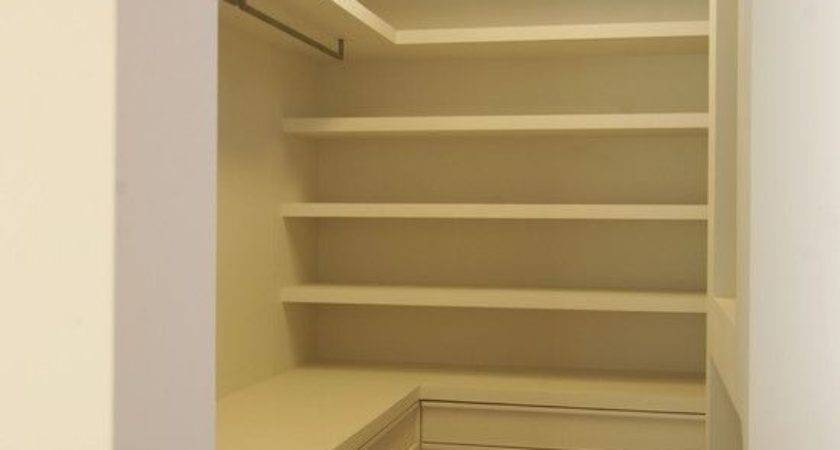Walk Closet Design Small Spaces Interior
