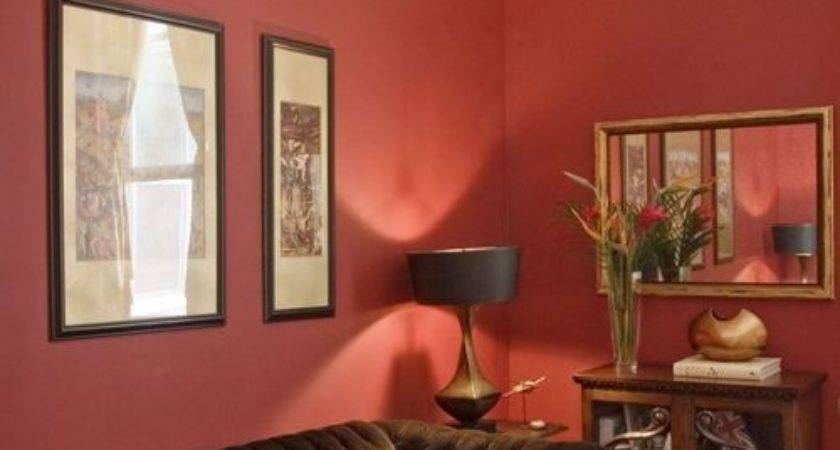 Wall Color Red Couch Home Design Ideas
