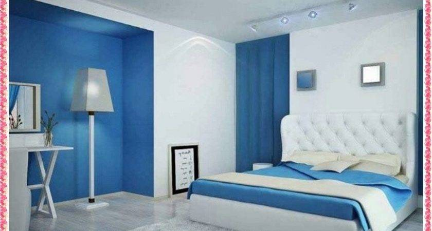 Wall Colour Combination Small Bedroom Home Design