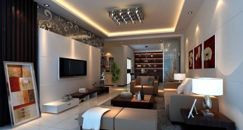 Wall Designs Living Room House