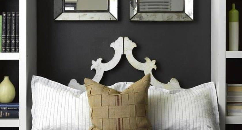 Wall Mirrors Modern Bedroom Decorating Ideas